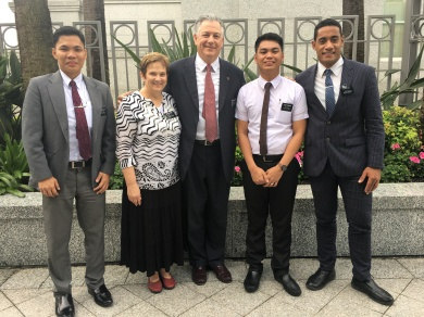 New Elders: Nollido, Zubiaga, Fiaui