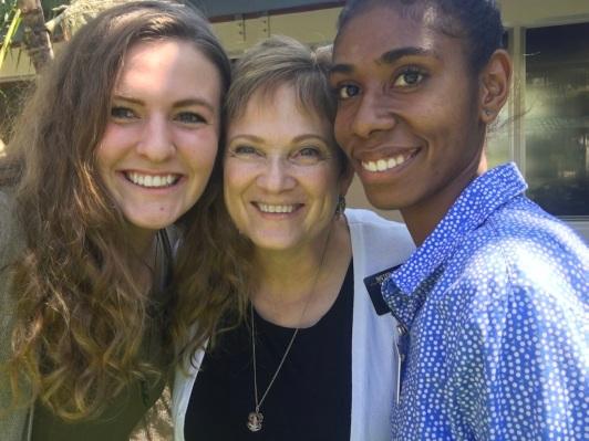 Sisters: Day, McSwain, & Sasa