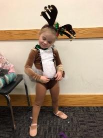 Halle ~ Reindeer ~ Dance Recital