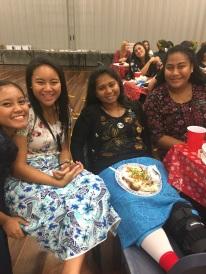 Sisters: Wiradi, Lifo, Ruatu, & Salu