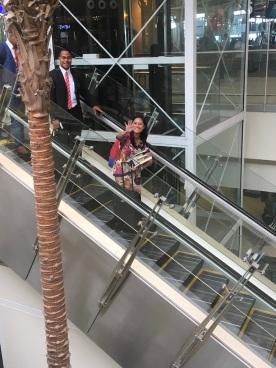 Sister Tavivongpaiboon off to Thailand