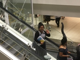 Sister Taamilosaga going home to America Samoa
