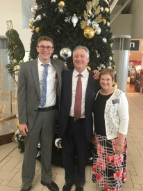 Elder Ray going home to Washington UT