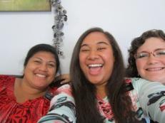 Sister Kolia, Ezekiela, & Broome