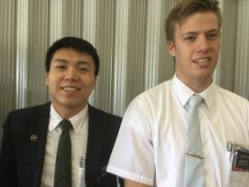Elder Qiu and Miller