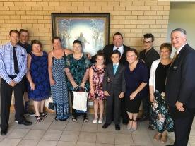 Baptism in Gladstone