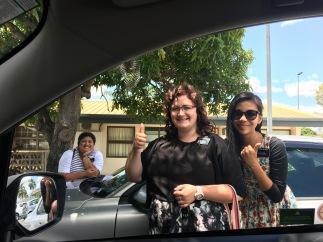 RH Sisters Kolia, Broome, & Calayag