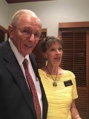 Elder and Sister Yates